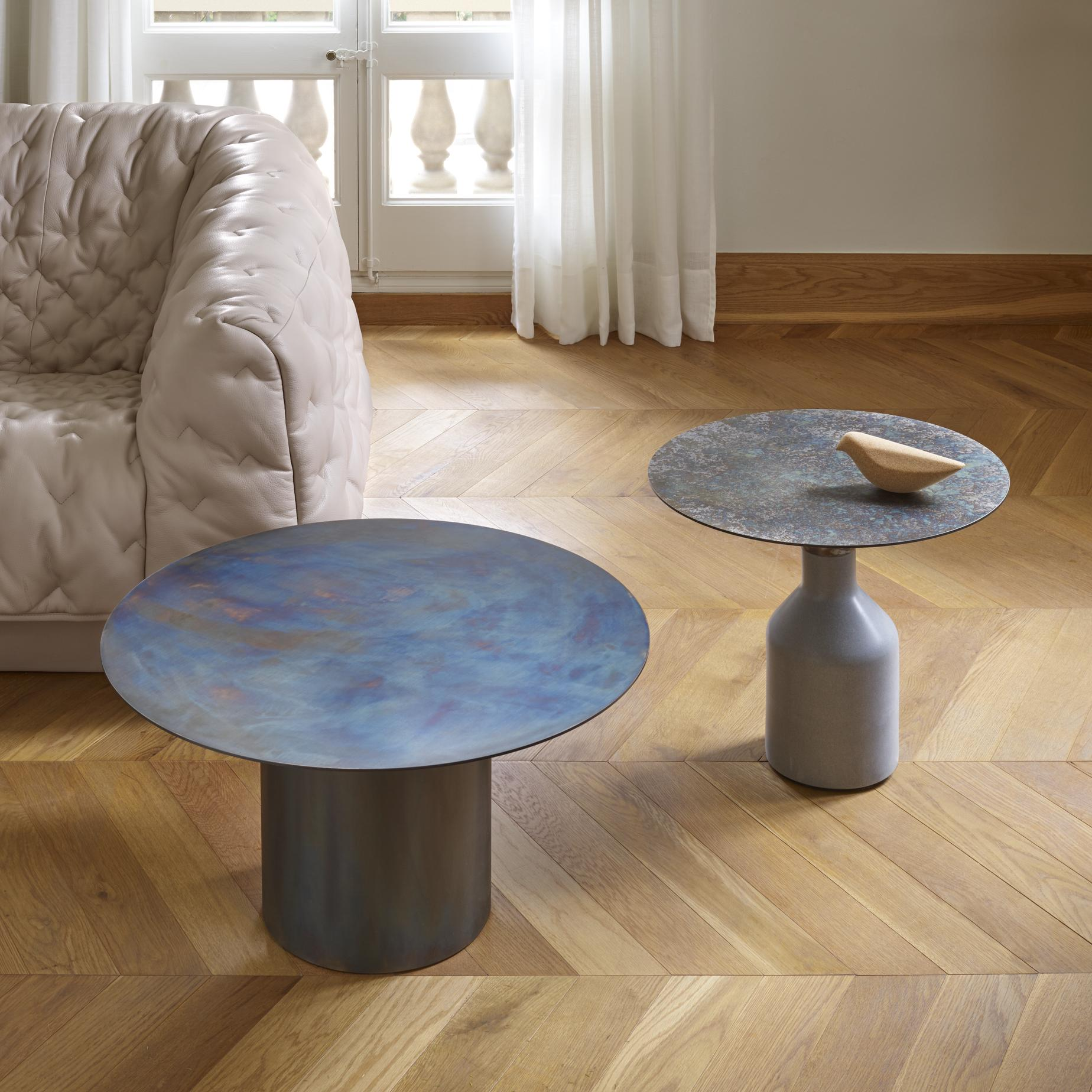 Oxydation Occasional Tables From Designer Kateryna