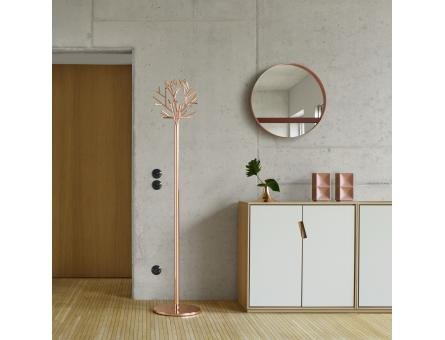 COAT RACK BRILLIANT CHROME  Ligne Roset