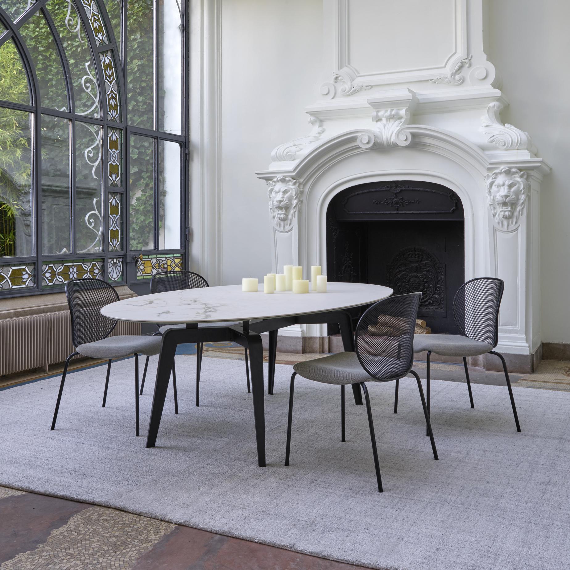 Odessa Tables From Designer Mauro Lipparini Ligne Roset Official Site