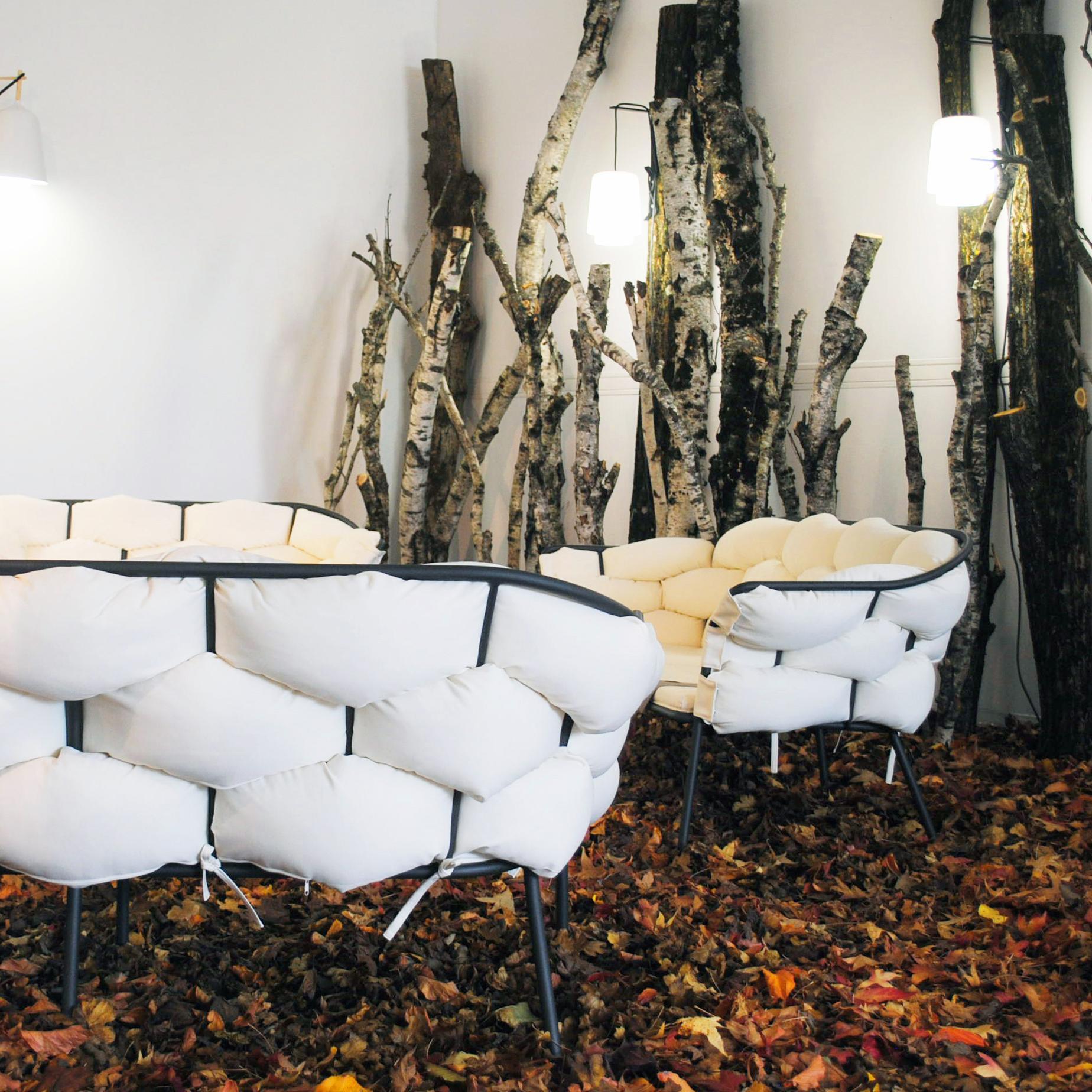 Blennemann Duisburg serpentine, upholstery from designer : eléonore nalet | ligne roset