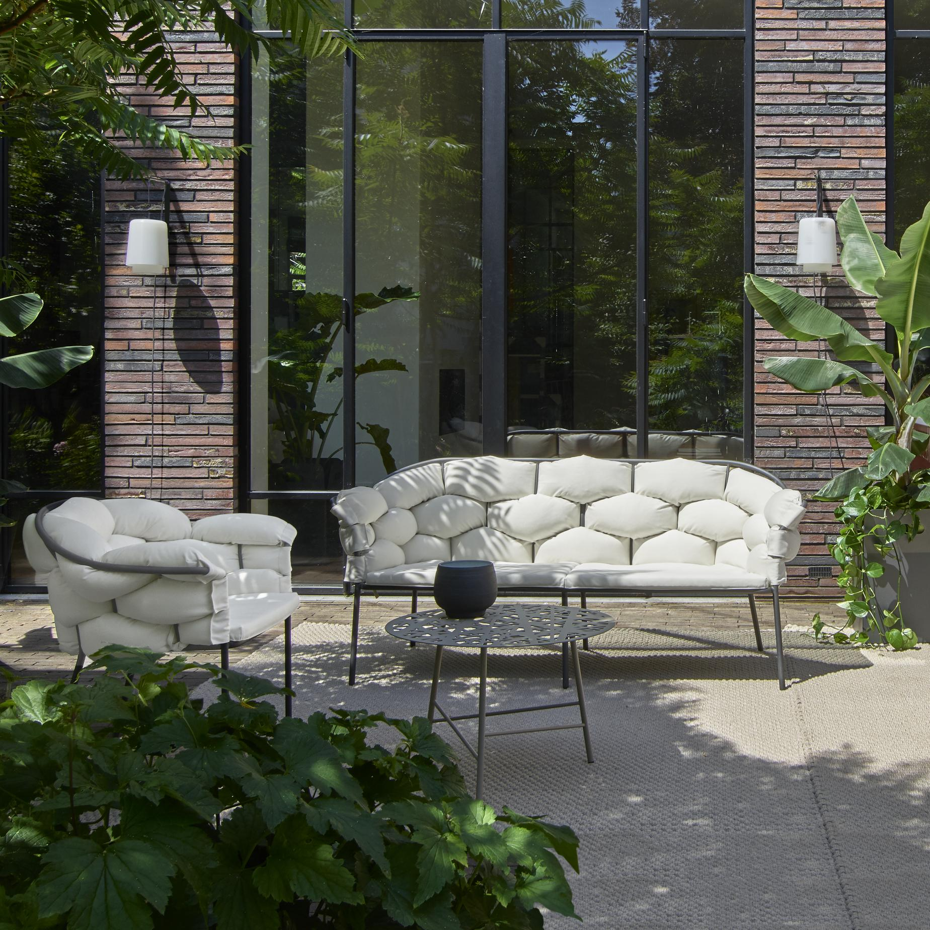 ROPE INDOOR / OUTDOOR SLATE BLUE Ligne Roset