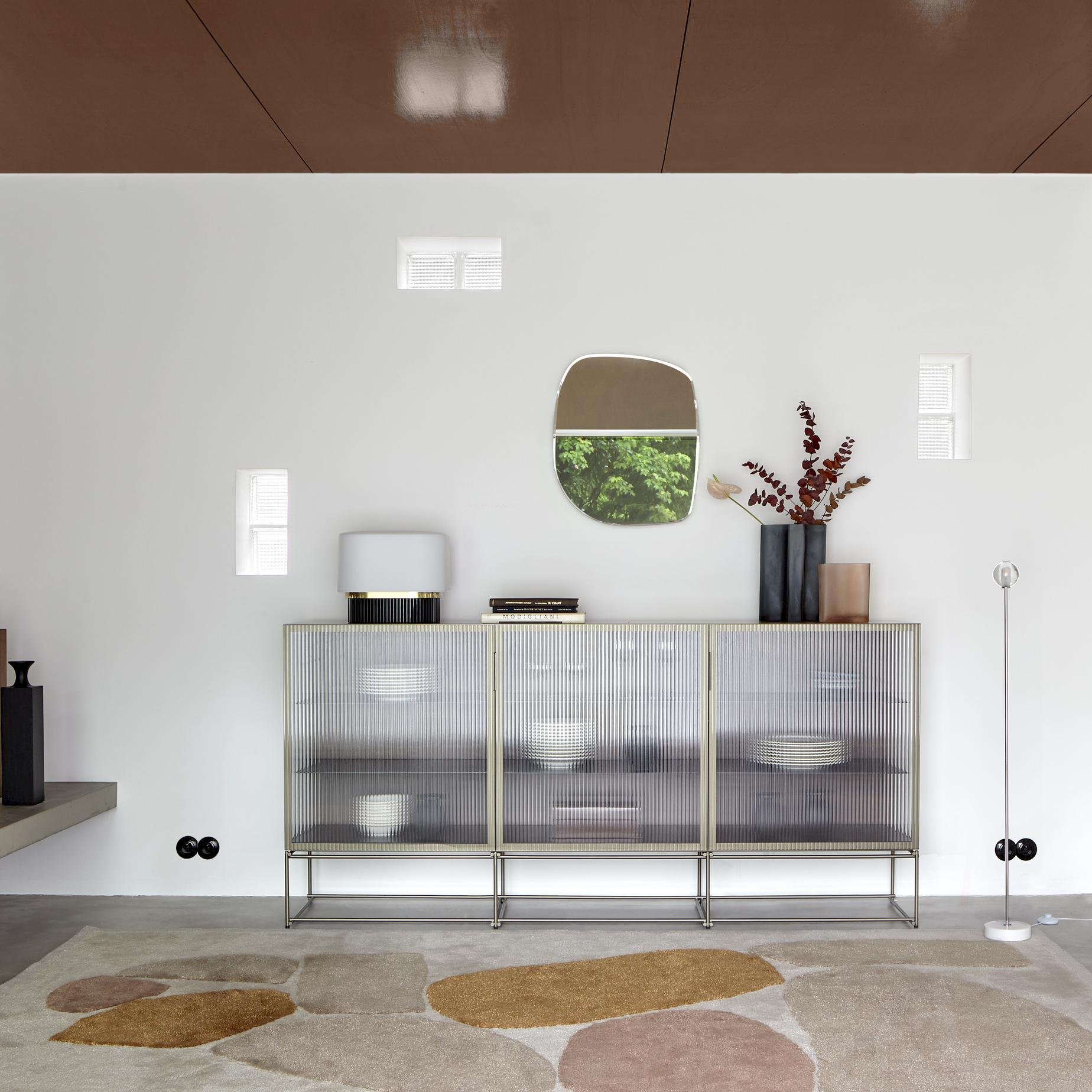 CANALETTO DISPLAY CABINET Ligne Roset