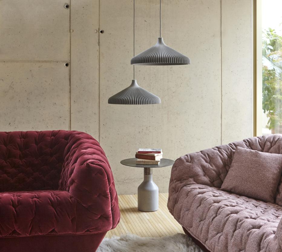 calicot h ngeleuchten designer nathan yong ligne roset. Black Bedroom Furniture Sets. Home Design Ideas