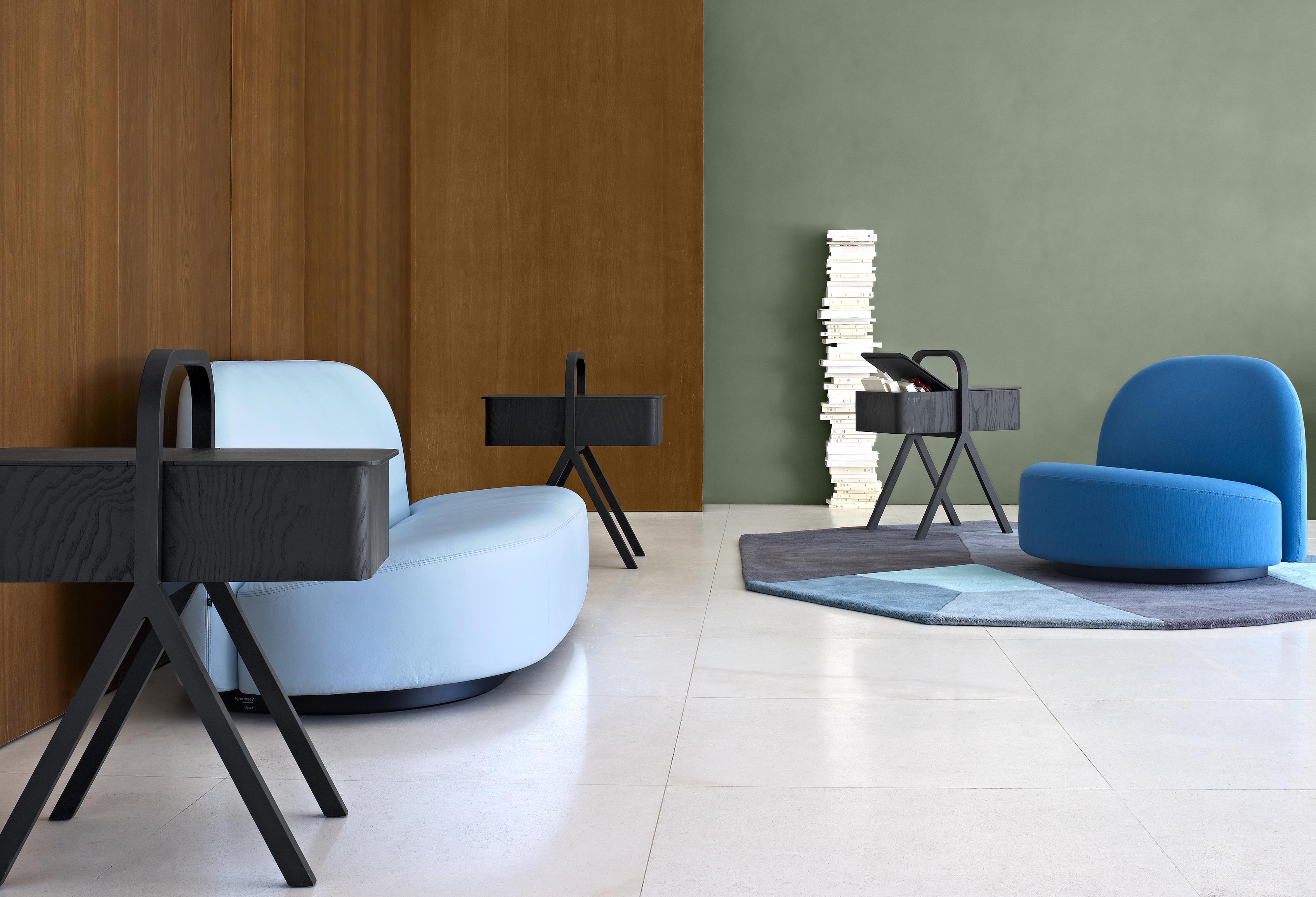 elysee upholstery from designer pierre paulin ligne roset official site. Black Bedroom Furniture Sets. Home Design Ideas