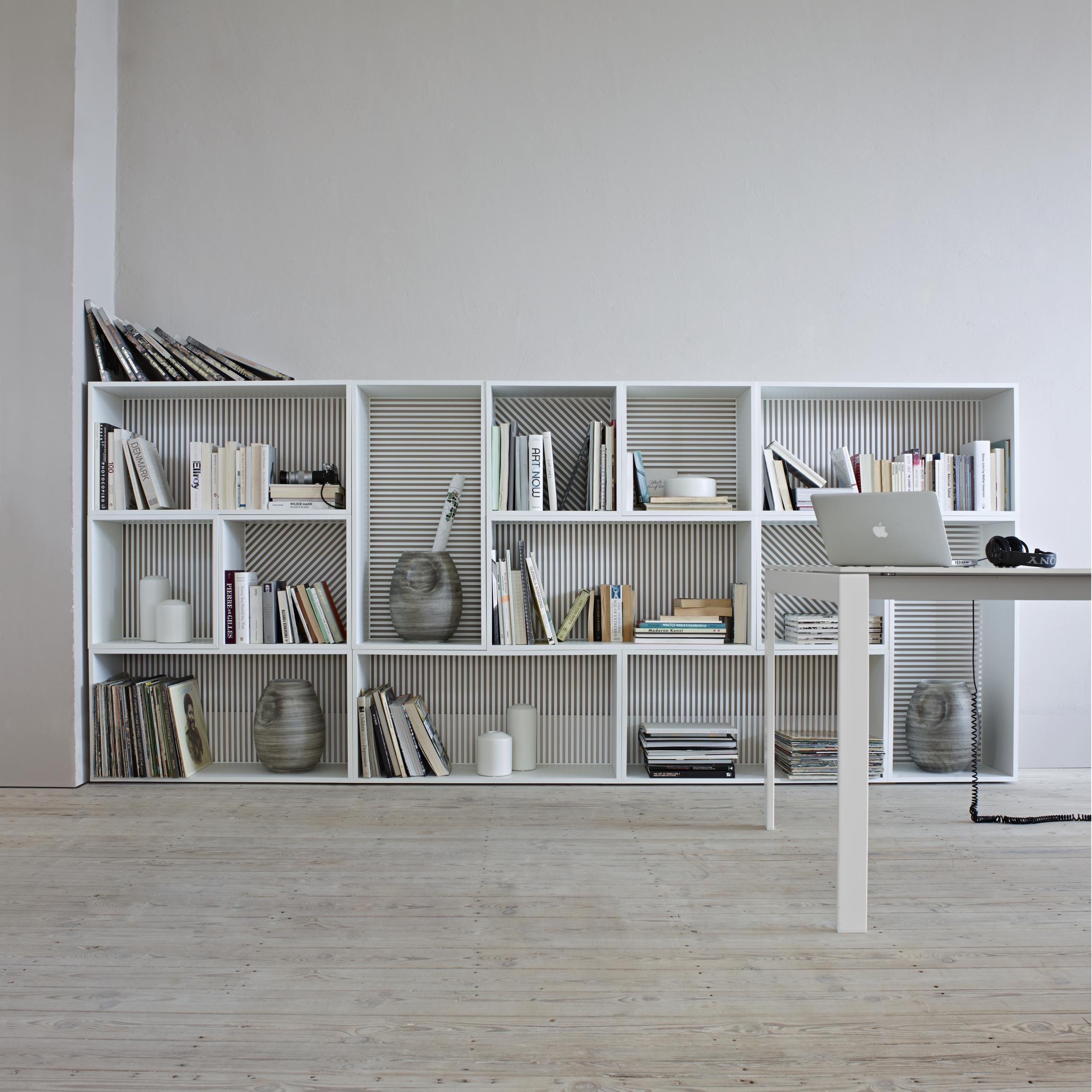Persienne Shelving Units Designer Arnaud Lapierre Ligne Roset # Muebles Novo Stylo