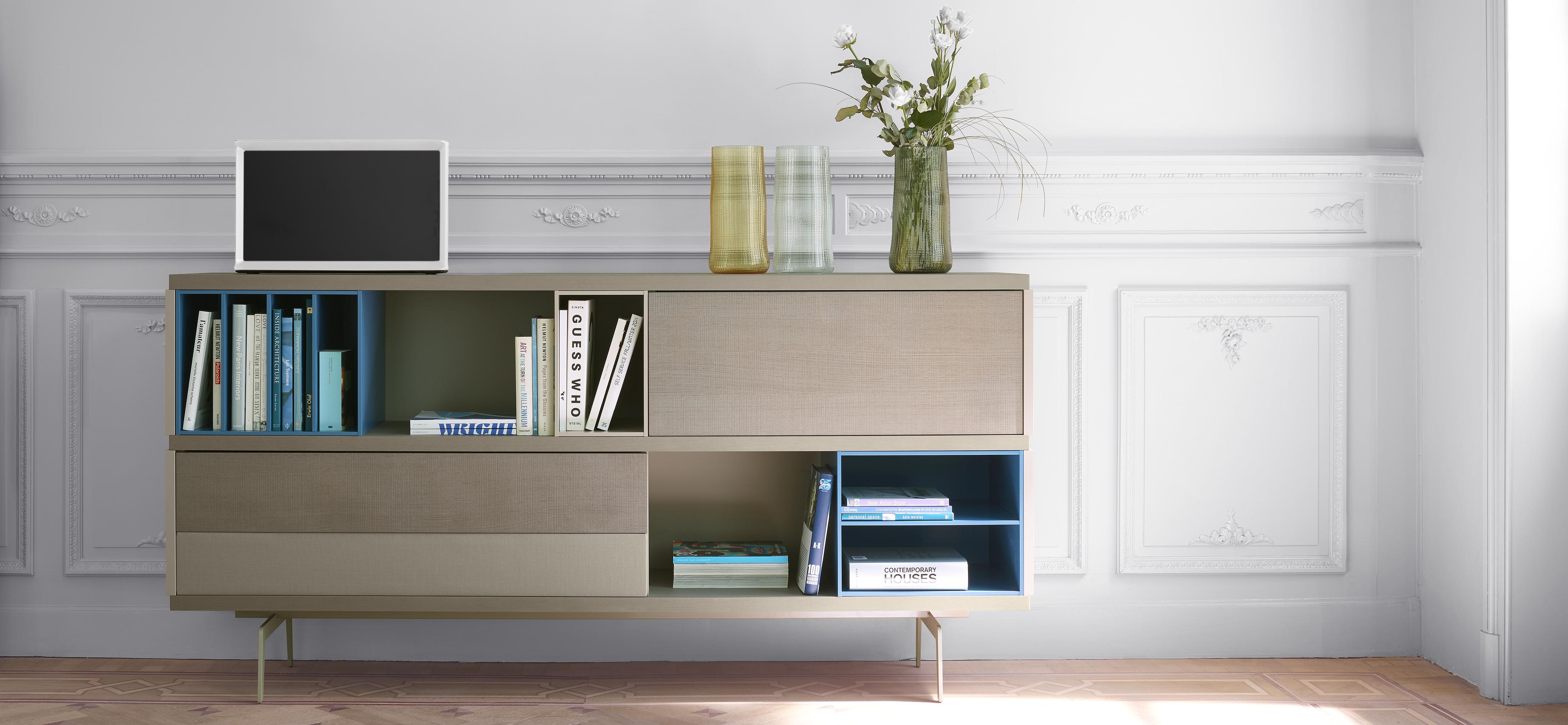 MIXTE LIVING ROOM, Sideboards From Designer : Mauro