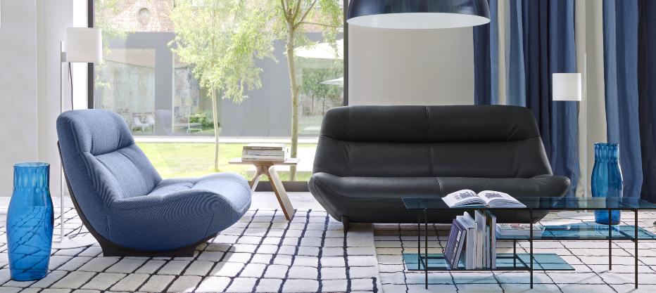 manarola fauteuils du designer philippe nigro ligne roset site officiel. Black Bedroom Furniture Sets. Home Design Ideas