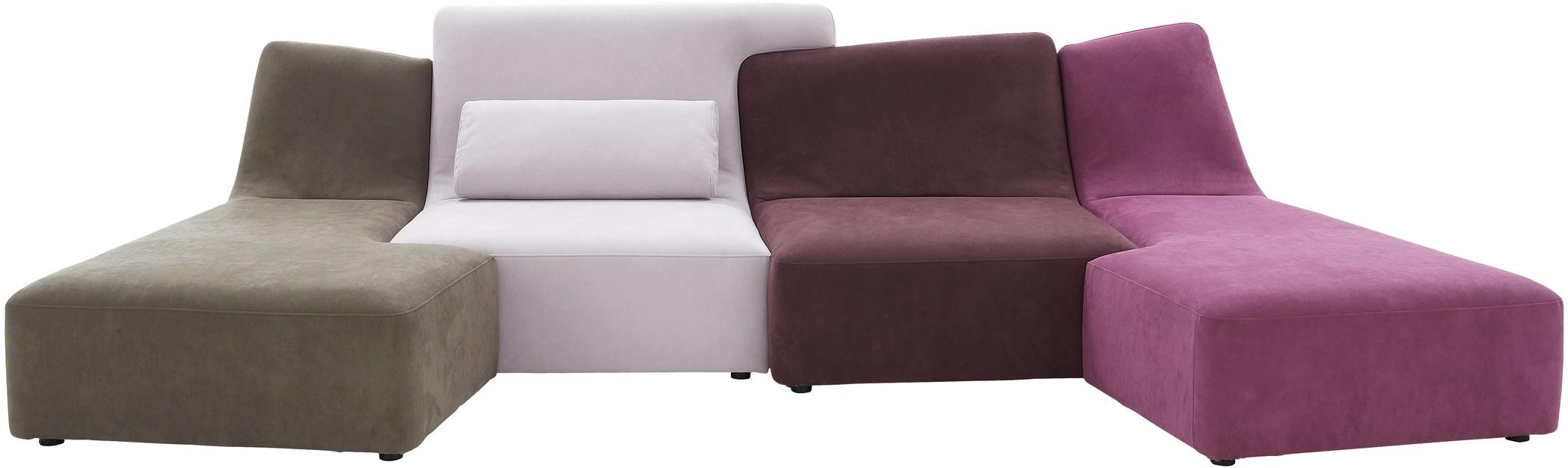 confluences, sofas designer : philippe nigro | ligne roset, Wohnzimmer dekoo
