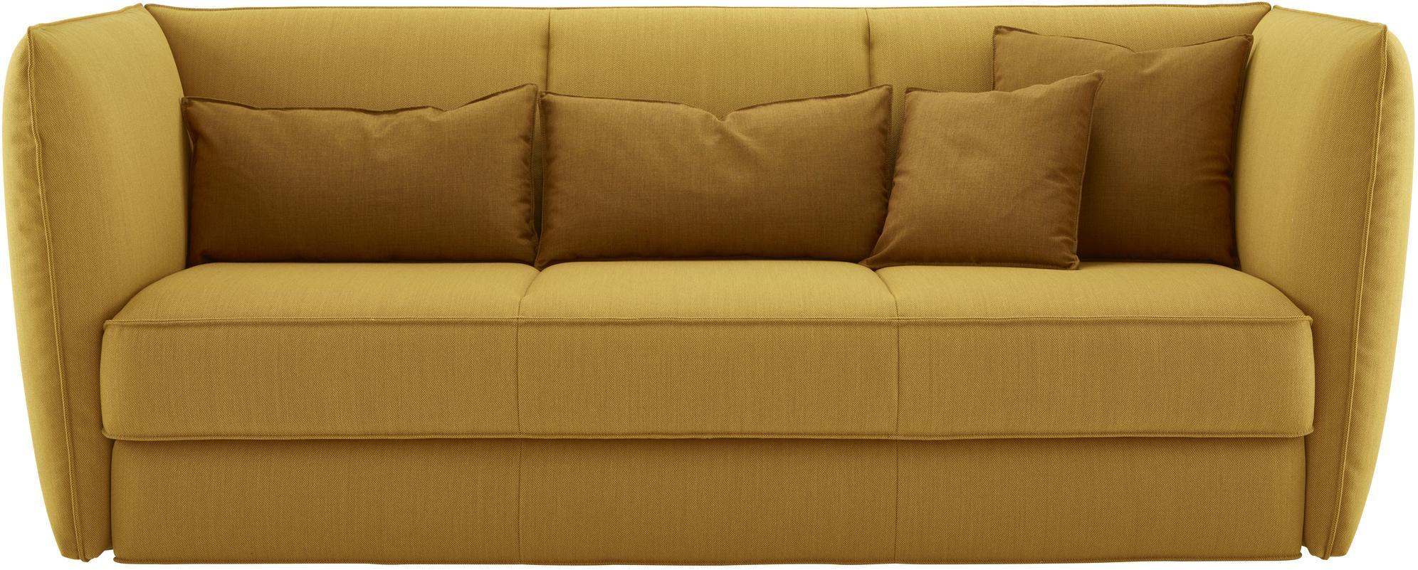 Softly sofa beds designer nick rennie ligne roset - Nomad sofa ligne roset ...