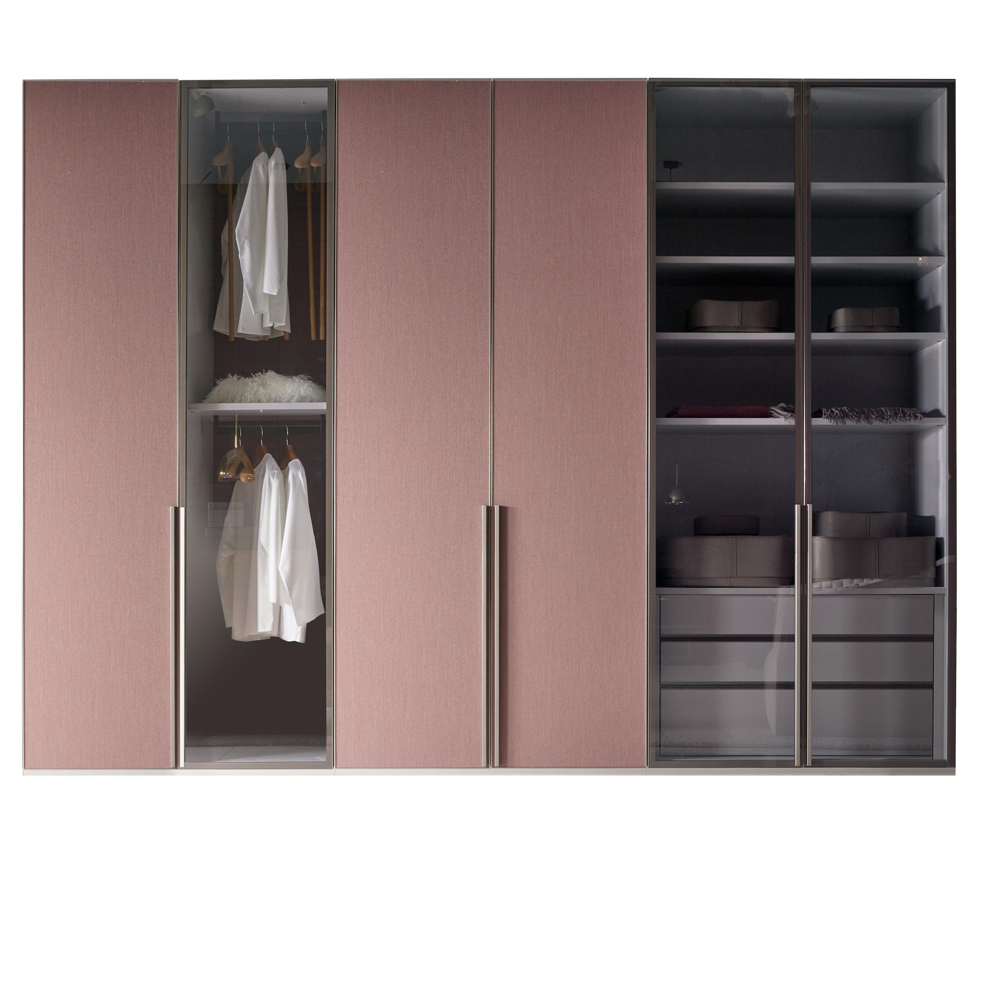 ethan wardrobes from designer ligne roset official site. Black Bedroom Furniture Sets. Home Design Ideas