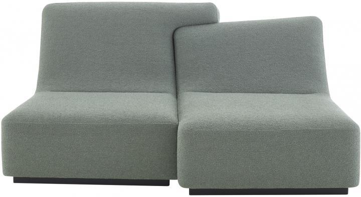 Surprising Confluences 2 Sofas From Designer Philippe Nigro Ligne Pabps2019 Chair Design Images Pabps2019Com