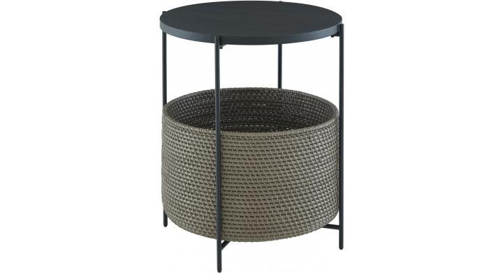 cestino nachttisch designer evangelos vasileiou ligne. Black Bedroom Furniture Sets. Home Design Ideas