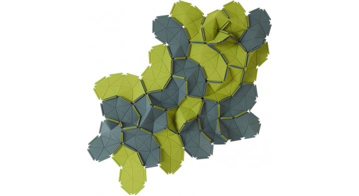 clouds textilien designer r e bouroullec ligne roset. Black Bedroom Furniture Sets. Home Design Ideas