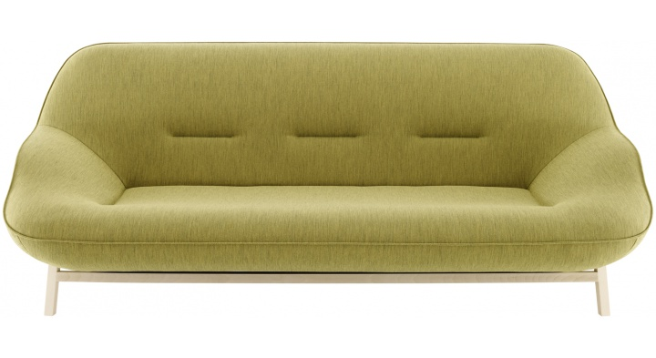Cosse sofas designer philippe nigro ligne roset for Canape lit ligne roset