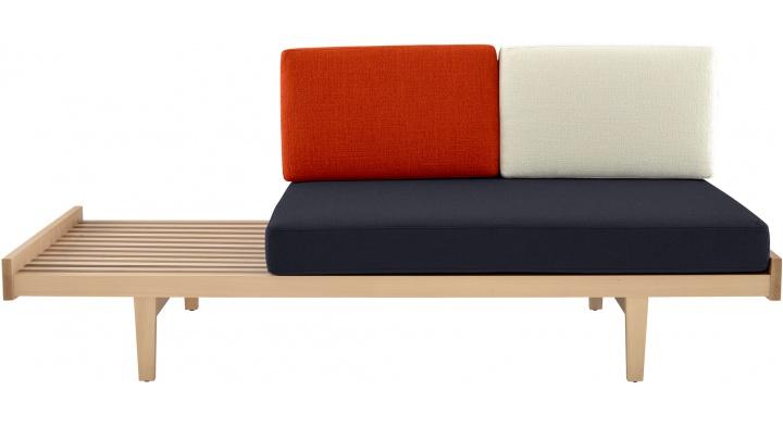 daybed canap s designer pierre paulin ligne roset. Black Bedroom Furniture Sets. Home Design Ideas