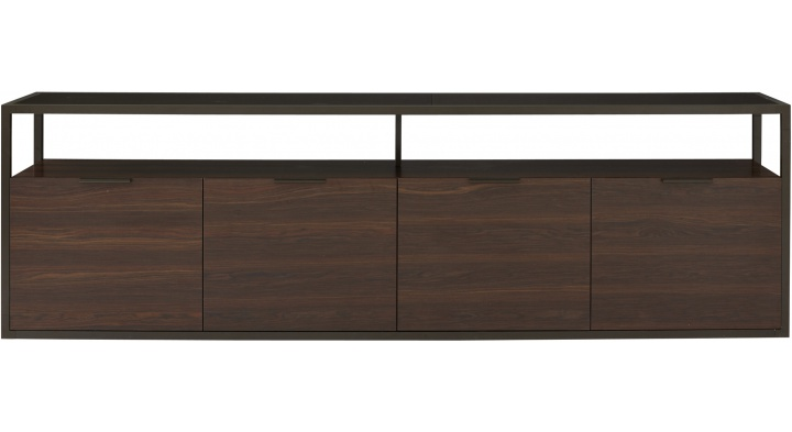 dedicato sideboards designer didier gomez ligne roset. Black Bedroom Furniture Sets. Home Design Ideas