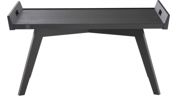 ligne roset table basse table basse en noyer en verre en. Black Bedroom Furniture Sets. Home Design Ideas