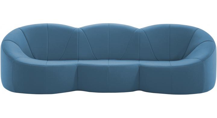pumpkin canap s designer pierre paulin ligne roset. Black Bedroom Furniture Sets. Home Design Ideas