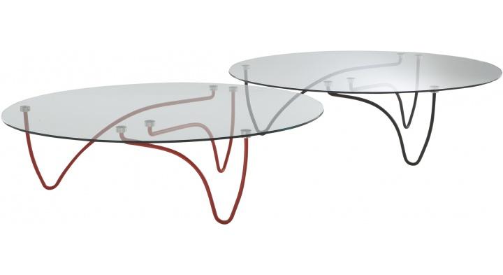 Rythme Occasional Tables Designer Angie Anakis Ligne Roset